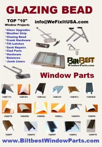 For all your Truth® EntryGard® Window Hardware window and door hardware repair parts, replacement parts, maintenance and service parts needs from maine to Alaska .. WeFixItUSA [NATIONWIDE]