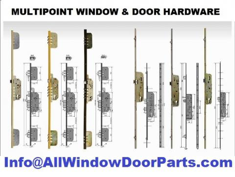 Multipoint Replacement Lock Systems Free Parts Id Help
